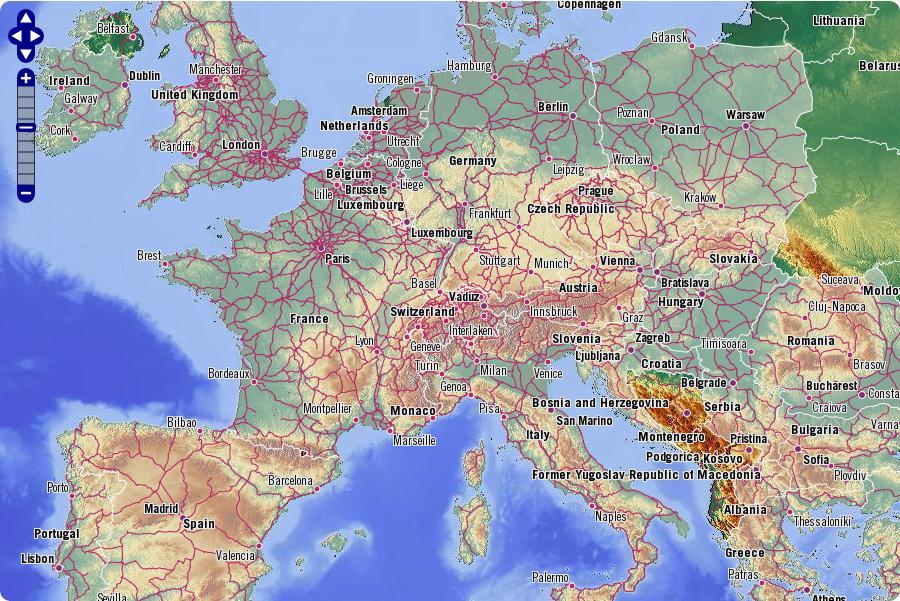 high europe: